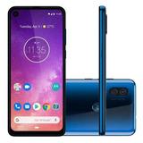 Celular Motorola One Vision 128gb 4gb 6.3 Full Hd 48mp E 5mp