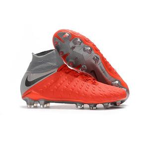 Chuteira Nike 3 Profissional - Chuteiras Nike de Campo para Adultos ... c9c34003d0d19