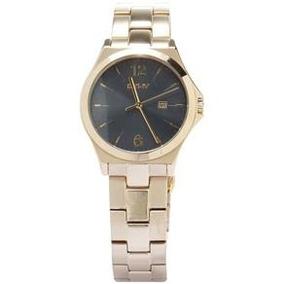 9351fe6780a22 Relógio Feminino Dourado Dumont - Relógios no Mercado Livre Brasil