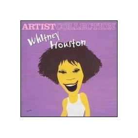Cd Whitney Houston Artist Collection