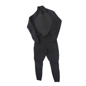 Traje Acuático De Hombre De Negro De Caucho Térmico 407eae13335