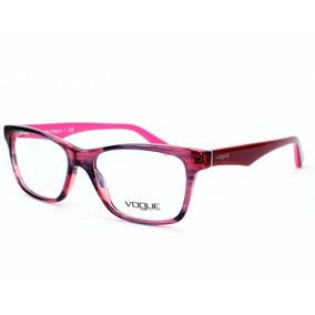Armacao De Oculos Vogue 2787 - Óculos no Mercado Livre Brasil ec2871a8c6