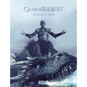 Dvd Série Game Of Thrones 7° Temporada - Completa Dublado