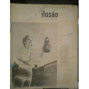 Revista Ilusão Nº1 De 1958