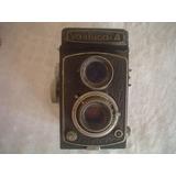 Câmera Antiga Yashica A -conservada-disparando-frete Gratis