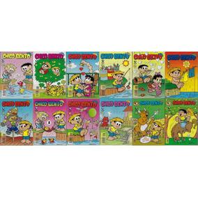 1990/2006 - 10 Hq Quadrinhos Chico Bento Globo Almanaque