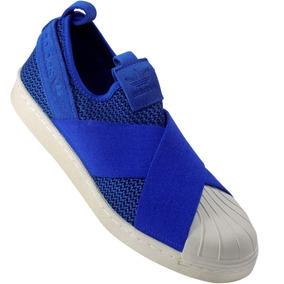 172ae8d6a0f Tenis Adidas Superstar 80s Cambio O Venta Dmh - Tenis Azul en ...