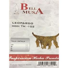Calzon De Hombre Sexy De Broma Leopardo Animal Print