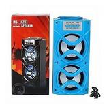 Caixa De Som Bluetooth Mp3 Compatível Celular Nokia Lg Sony