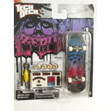 Tablas Miniatura Fingerboard Patineta Dedos Skate Tech Deck