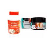 Seca Barriga C/ Gojiberry-120 Cáps+gel Lipo Redutor Kit C/2