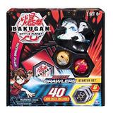 Bakugan Battle Brawlers Starter Set Haos Howlkor Coleccionab