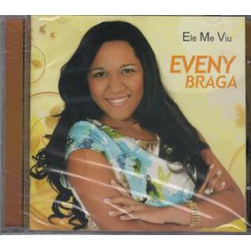 Cd Eveny Braga - Ele Me Viu / Bônus Playback [original]