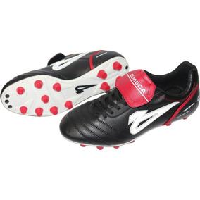 Zapatos Futbol Soccer Olmeca Francia Corte Microfribra