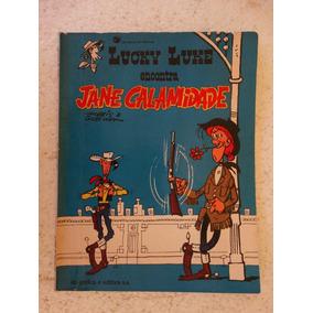 Lucky Luke Nº 2! Jane Calamidade Rge 1973!