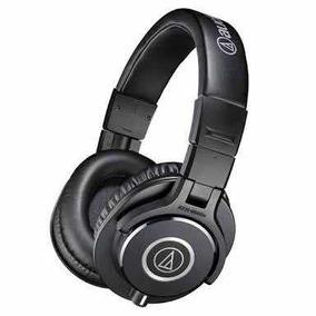 Fone De Ouvido Ath-m40x Profissional Audio-technica