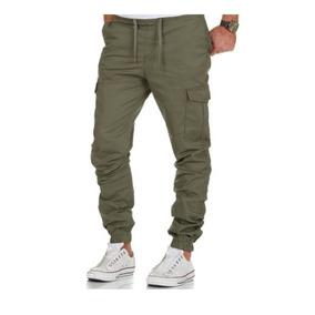 1f572d7923 Pantalones Chupin Roto Para Hombre - Ropa y Accesorios Verde en ...