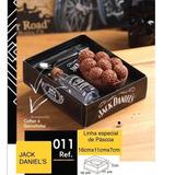 10 Caixas Para Ovos De Páscoa Jack Daniel