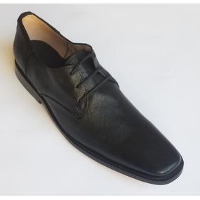 Zapato Venado Negro Completo