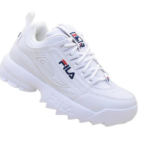 Tenis Fila Sneaker Disruptor Premium Masculino Feminino 2019