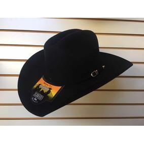 Sombrero Texana Negro Marlboro Becerro - Ropa f324d9e903e