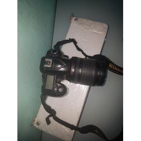 Camera Nikon D90 Lente 18-105 Semi Nova 16 Mil Clicks