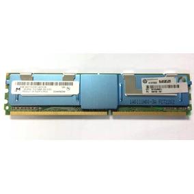 Memoria Ram Servidor Ecc 512mb X 4 Ddr2 667 Cl5 Hp