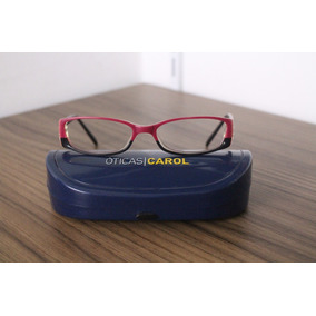 Oticas Carol Oculos De Grau - Óculos no Mercado Livre Brasil f8240d8862