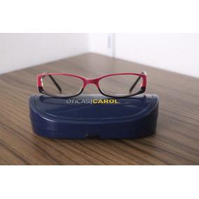 Oculo Otica Carol Feminino - Óculos no Mercado Livre Brasil 6d07b3ba31