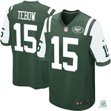 14e888efc3 Camisa Nfl Ny Jets Tebow Nike Youth Game Jersey Draft Store