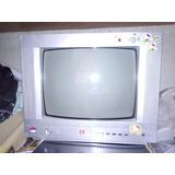 Tv A Color 14 Marca Daytek Mod Ct1407 Usada