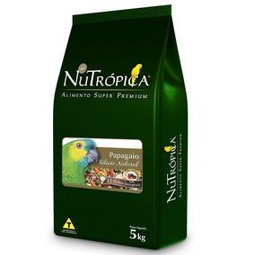 Ração Nutrópica Seleção Natural 11 Grãos Papagaio - 5kg