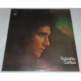 Lp Roberto Carlos - Cbs 1973 O Homem Proposta Palavras