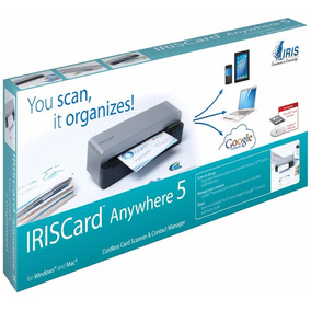 Scanner Iriscan Anywhere 5 Otimo Preço Top