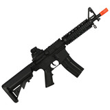 Rifle M4 Ris Cqb Rossi Airsoft Spring Vigor Black 6mm 180fps