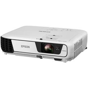 Projetor Epson X41 + 3600l Xga/wifi/hdmi Branco + Nf-e