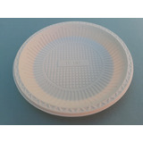 Plato Pastelero 7 Biodegradable Y Ecologico X Caja