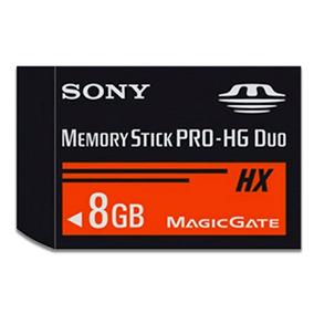Memoria Stick Pro Hg Duo Sony 8gb