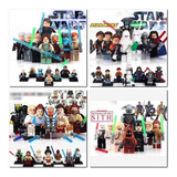 Set Lego Minifiguras Tipo Star Wars