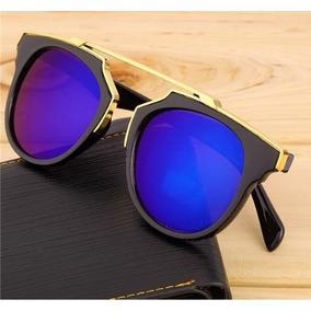 e8d76171c43bb Óculos De Sol Feminino Geométrico Gato - Óculos no Mercado Livre Brasil