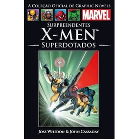 Hq Marvel X-men Super Dotaos Salvat Novo
