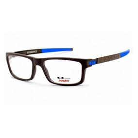 a4a4c7e56a3a9 Oculos De Descanso Oakley Armacoes - Óculos Azul no Mercado Livre Brasil