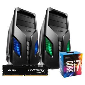 Pc Gamer Intel Core I7 16gb Gtx 1050ti Hd 1tb Wifi Promoção