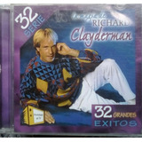 Cd Richard Clayderman La Magia De Doble 1998