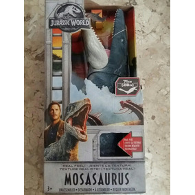 Jurassic World- 2018 Mosasaurus- Mossasauros Matel
