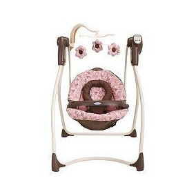 Silla Mecedora Graco Infant Swing - Lovin