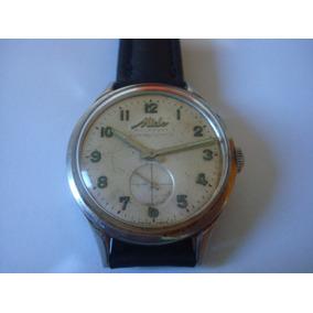 43ec2cb00b2 Antigo Relógio De Pulso Mido Automático - Relógios no Mercado Livre ...
