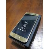 Smartphone Samsung Galaxy S7 Dourado Android 32gb