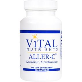 Vital Nutrients - Aller-c (quercetin, Vitamin C, And Bioflav