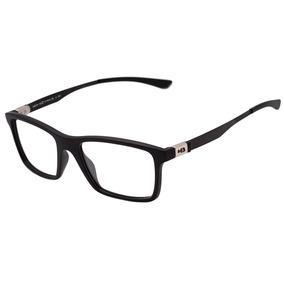 f72c80278e2df Armação Oculos Hb 93108 - Óculos Preto no Mercado Livre Brasil